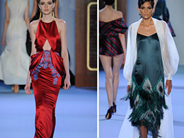 Шелк – модная ткань 2018 года