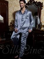 Піжама сорочка і штани SL-34 (Графіті)