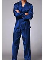 Мужские пижамы шелковые