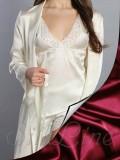 Піжама шорти і майка SL-16 (Марсала)
