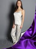Пижама майка и штаны SL-18 (Аметист)