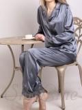 Піжама рубашка і штани SL-19 (Графіті)