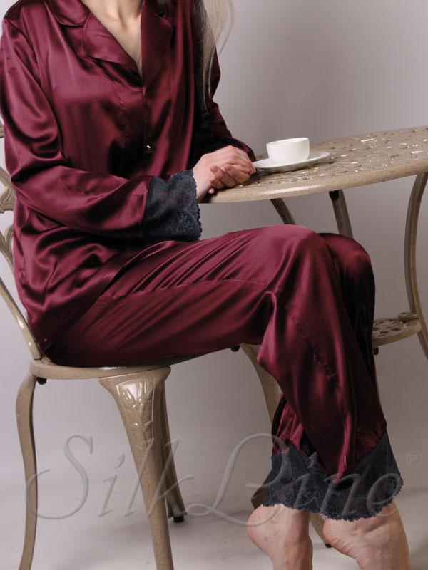 Шовкова піжама SL-19